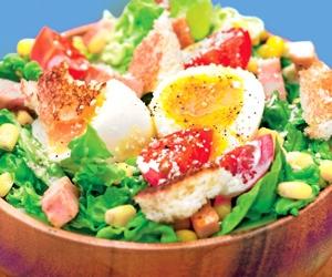 Salata rustic